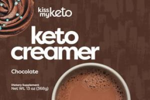 KETO CREAMER DIETARY SUPPLEMENT
