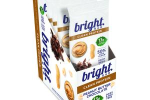 PEANUT BUTTER CHOCOLATE PLANT-BASED PROTEIN BAR