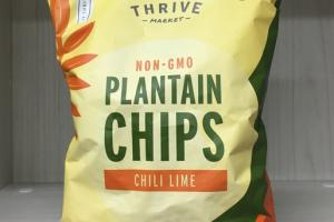 CHILI LIME PLANTAIN CHIPS