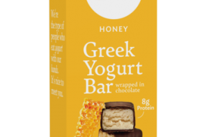 HONEY GREEK YOGURT BAR