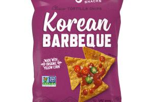 KOREAN BARBEQUE CLASICO TORTILLA CHIPS