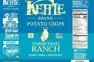 FARMSTAND RANCH POTATO CHIPS