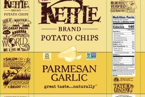 PARMESAN GARLIC POTATO CHIPS