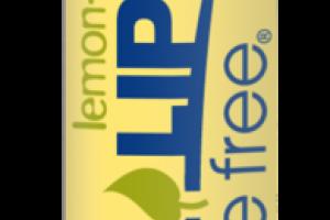 LIP BALM BEE FREE LEMON-LIME