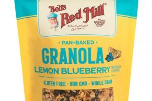 LEMON BLUEBERRY FLAVORED HOMESTYLE GRANOLA