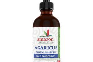 AGARICUS AGARICUS BRASILIENSIS SUN SUPREME DIETARY SUPPLEMENT