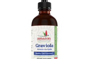 GRAVIOLA ANNONA MURICATA HEALTHY CELL FUNCTION DIETARY SUPPLEMENT