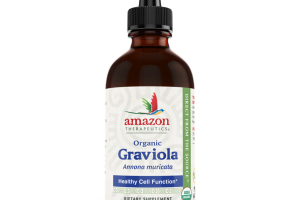 ORGANIC GRAVIOLA ANNONA MURICATA DIETARY SUPPLEMENT