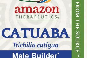 CATUABA TRICHILIA CATIGUA MALE BUILDER* DIETARY SUPPLEMENT