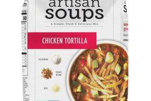 CHICKEN TORTILLA ARTISAN SOUPS