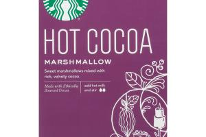 MARSHMALLOW HOT COCOA MIX