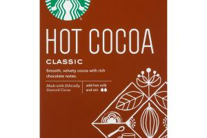 CLASSIC HOT COCOA MIX