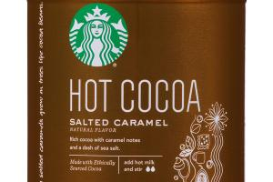 SALTED CARAMEL FLAVOR HOT COCOA MIX