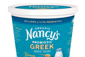 HONEY PROBIOTIC GREEK NONFAT YOGURT