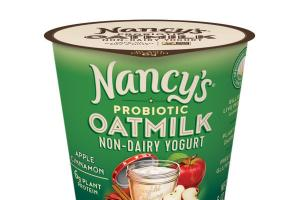 APPLE CINNAMON PROBIOTIC OATMILK NON-DAIRY YOGURT