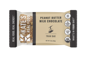 PEANUT BUTTER MILK CHOCOLATE TRAM BAR
