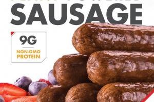 MEATLESS LINKS SAUSAGE