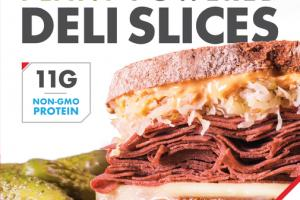 MEATLESS CORNED BEEF DELI SLICES