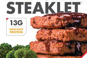 MEATLESS STEAKLET