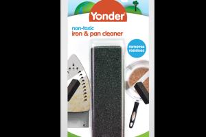 NON-TOXIC IRON & PAN CLEANER