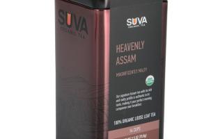 HEAVENLY ASSAM 100% ORGANIC LOOSE LEAF TEA