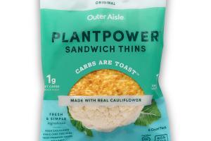 ORIGINAL SANDWICH THINS MADE WITH FRESH CAULIFLOWER