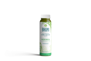 MORINGA WITH WHEATGRASS & LIME SUPERFOOD+ COLD-PRESSED CANE WATER ELIXIR