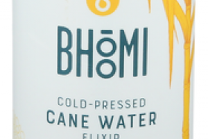 GINGER WITH ALMA & LIME RECOVERY COLD-PRESSED CANE WATER
