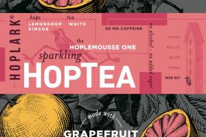 GRAPEFRUIT & WHITE TEA SPARKLING HOPTEA