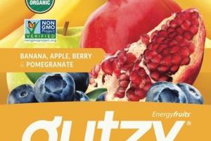 BANANA, APPLE, BERRY & POMEGRANATE FRUIT SNACK