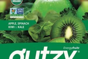 APPLE, SPINACH KIWI & KALE FRUIT & VEG SNACK