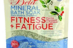 MINERAL BATH SOAK, FITNESS + FATIGUE