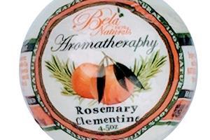 100% NATURALS AROMATHERAPHY ROSEMARY CLEMENTINE