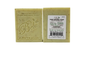 TRIPLE MILLED PURE NATURAL SOAP GARDENERS