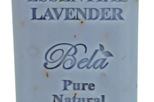 PURE NATURAL SOAP ESSENTIAL LAVENDER
