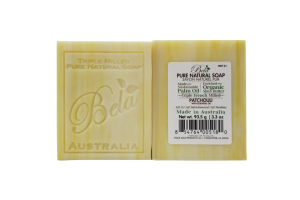 TRIPLE MILLED PURE NATURAL SOAP PATCHOULI