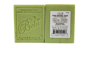 TRIPLE MILLED PURE NATURAL, SOAP EUCALYPTUS