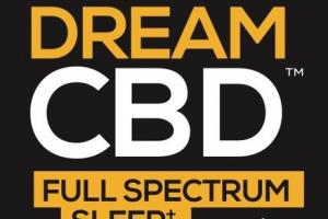 FULL SPECTRUM SLEEP LAVENDER & MELATONIN DREAM CBD DIETARY SUPPLEMENT LIQUID CAPSULES
