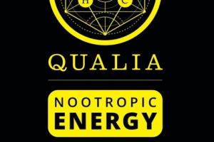 QUALIA NOOTROPIC ENERGY DIETARY SUPPLEMENT SHOT, TRIPLE BERRY