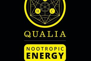 QUALIA NOOTROPIC ENERGY WITH ADVANCED COGNITIVE SUPPORT DIETARY SUPPLEMENT SHOT, TRIPLE BERRY