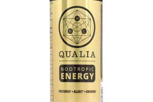 QUALIA NOOTROPIC ENERGY DIETARY SUPPLEMENT TRIPLE BERRY