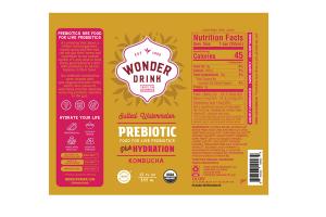 SALTED WATERMELON PREBIOTIC FOOD FOR LIVE PROBIOTICS