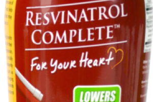 ADVANCED RESVERATROL COQ10 & OMEGA 3 FORMULA SUPPORTS HEART HEALTH LIQUID DIETARY SUPPLEMENT GRAPE FLAVOR
