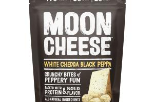 WHITE CHEDDA BLACK PEPPA CHEESE