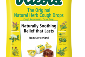 THE ORIGINAL NATURAL HERB COUGH DROPS COUGH SUPPRESSANT – THROAT DROPS