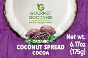 COCOA ORGANIC COCONUT SPREAD