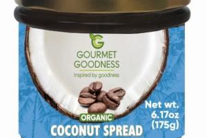 ORGANIC COCONUT SPREAD COFFEE