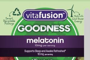 MELATONIN 10MG SUPPORTS SLEEP AND AWAKE REFRESHED* DIETARY SUPPLEMENT GUMMIES STRAWBERRY