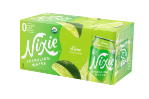 LIME SPARKLING WATER