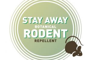 STAY AWAY BOTANICAL RODENT REPELLENT